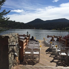 Photo taken at Evergreen Lakehouse by Rebecca R. on 9/5/2015