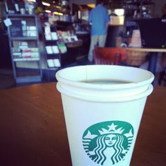 Photo taken at Starbucks by Ahmed K. on 9/24/2012