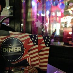 Photo taken at The Diner by Ross C. on 7/5/2013