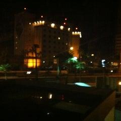 Photo taken at Fiesta Inn by Paola on 11/30/2012