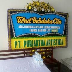 Photo taken at Rumah Duka Abadi by Tony S. on 12/11/2013