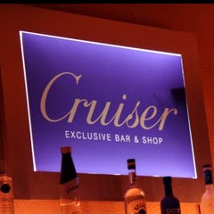 Photo taken at Cruiser Exclusive Bar by Νικος Γ. on 3/7/2013