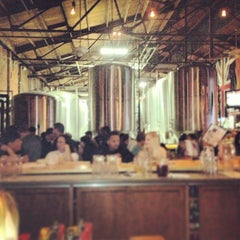 Photo taken at Four Peaks Brewing Company by Chris B. on 3/17/2013