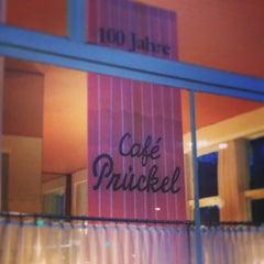 Photo taken at Café Prückel by Stefan F. on 10/29/2013