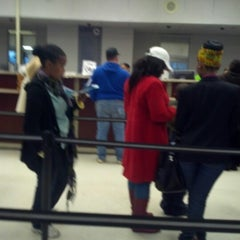 Photo taken at N.C. Department of Motor Vehicles by Vincent M. on 12/21/2012
