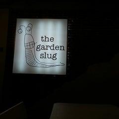Photo taken at The Garden Slug by Miico on 6/17/2013
