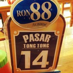 Photo taken at Pasar Tong Tong by Endi G. on 6/28/2013
