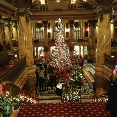 Photo taken at The Jefferson Hotel by Lisa R. on 1/1/2013
