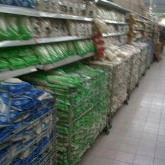 Photo taken at Carrefour by Akbar A. on 11/10/2012