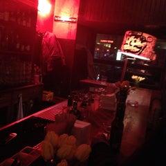 Photo taken at King Size Bar by Urban Kristy on 5/1/2013