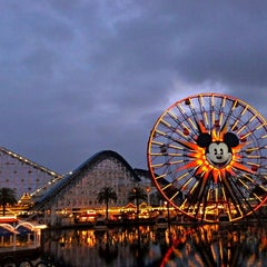 Photo taken at Disney California Adventure by Edi G. on 5/23/2013