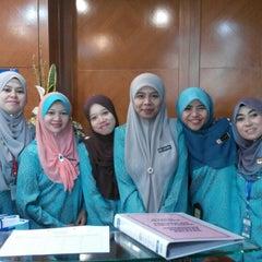Photo taken at Kementerian Kesihatan Malaysia by Juhaida on 11/13/2014