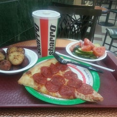 Photo taken at Sbarro by Marvin L. R. on 1/12/2013