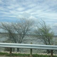 Photo taken at Lake Lavon by Rosezanna S. on 3/31/2013