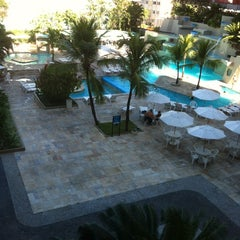 Photo taken at Mercure Recife Mar Hotel Conventions by Mirella C. on 11/24/2012