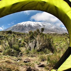 Photo taken at Mount Kilimanjaro by Kathy D. on 1/8/2015