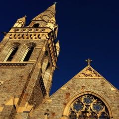 Photo taken at Packer Memorial Church by Ryan M. on 3/9/2013