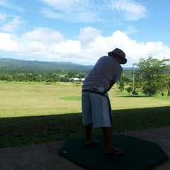 Photo taken at Faleata Golf Course by Rapi V. on 5/11/2013