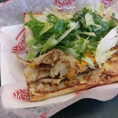 Photo taken at Charley's Grilled Subs by Emily S. on 10/20/2014