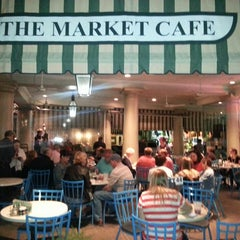 "Photo taken at The Market Cafe by WILFREDO ""WILO"" R. on 3/16/2013"