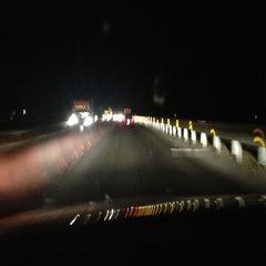 Photo taken at Autopista SJR - Palmillas by Humberto G. on 1/30/2013