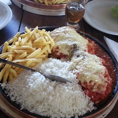Photo taken at Restaurante do Rubinho by João M. on 1/31/2013