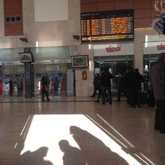 Photo taken at Stazione Padova by Luca L. on 12/9/2012