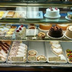 Photo taken at La Tropezienne Bakery by Peter S. on 4/9/2015