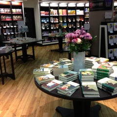 Photo taken at Waterstones by Robert P. on 4/26/2013