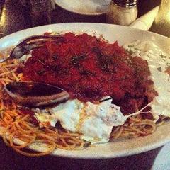 Photo taken at Antika Restaurant & Pizzeria by Joa on 1/26/2013