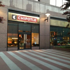 Photo taken at Chipotle Mexican Grill by David C. on 5/9/2013