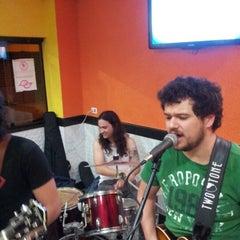 Photo taken at Tago's Restaurante e Lanchonete by Thiago Lobão R. on 9/22/2012