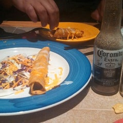 Photo taken at On The Border Mexican Grill & Cantina by Edgar M. on 1/12/2014