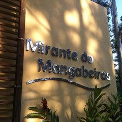 Photo taken at Mirante do Mangabeiras by Angela B. on 12/27/2012