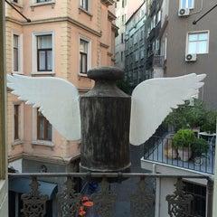 Photo taken at Birsen Canbaz Atolye by Ozlem T. on 7/21/2014