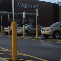 Photo taken at Walmart Supercenter by Robin on 7/13/2013