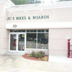 Photo taken at JC's Bikes Amd Boards by Edixon R. on 10/5/2013