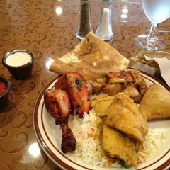 Photo taken at Indian Cuisine by Ryan F. on 1/9/2013