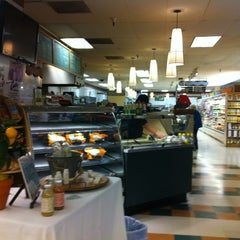 Photo taken at Deluxe Foods by Hey Honey! A. on 11/10/2012