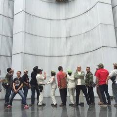 Photo taken at Monumen Perjuangan Rakyat Jawa Barat by Adhi R. on 8/30/2015