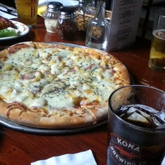 Photo taken at Pizza Bob's by Audrey H. on 6/28/2014