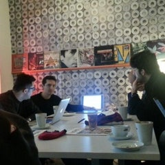 Photo taken at Blogger's Base by Ozkan A. on 12/22/2012