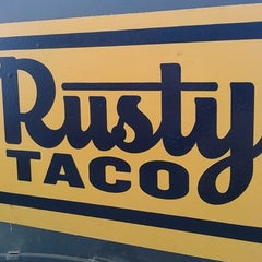 Photo taken at Rusty Taco by John L. on 10/3/2012