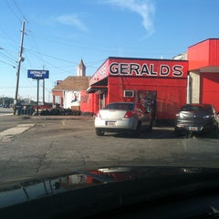 Photo taken at Geralds Tires and Brakes by Kasey H. on 2/9/2013