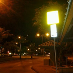 Photo taken at Hawaii Kai Park And Ride by Nikki G. on 12/14/2012