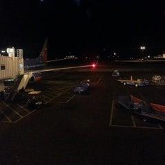 Photo taken at Gate C41 by Joseph W. on 1/9/2013