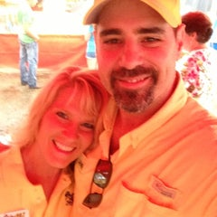Photo taken at Pensacola Seafood Festival by Brent L. on 9/30/2012