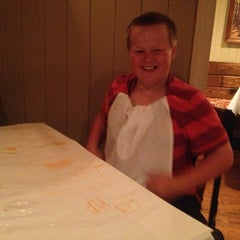 Photo taken at JK's Restaurant by Cmch W. on 6/10/2014