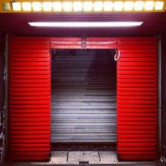 Photo taken at Metro Porta Romana (M3) by GnamBox on 10/12/2012