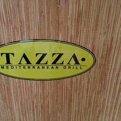 Photo taken at Tazza Cafe by John K. on 4/18/2014